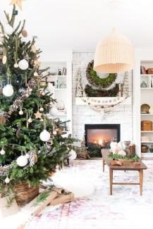 Modern Christmas Home Tour For Home Decor 04