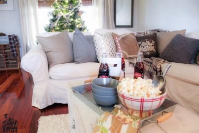 Modern Christmas Home Tour For Home Decor 45
