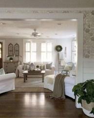 Popular Winter Living Room Design For Inspiration 46