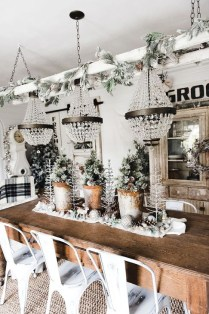 Rustic Farmhouse Christmas Decoration Ideas 04