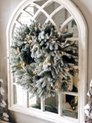 Stunning Shabby Chic Christmas Decoration Ideas 11