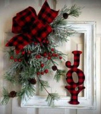Stunning Shabby Chic Christmas Decoration Ideas 14