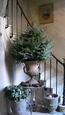 Stunning Shabby Chic Christmas Decoration Ideas 15