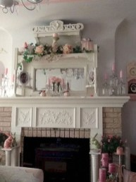 Stunning Shabby Chic Christmas Decoration Ideas 27