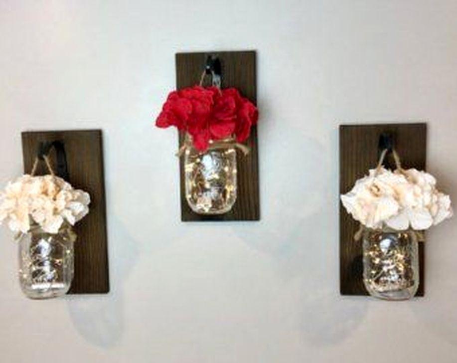 Stunning Shabby Chic Christmas Decoration Ideas 40