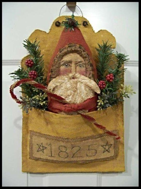 Stunning Shabby Chic Christmas Decoration Ideas 50