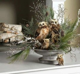 Stunning Shabby Chic Christmas Decoration Ideas 51