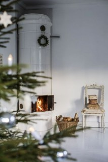 Wonderful Scandinavian Christmas Decoration Ideas 01