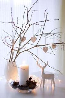 Wonderful Scandinavian Christmas Decoration Ideas 02