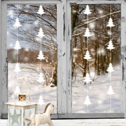 Wonderful Scandinavian Christmas Decoration Ideas 33
