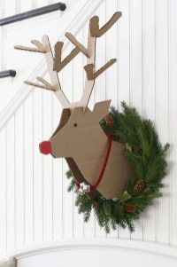 Wonderful Scandinavian Christmas Decoration Ideas 43