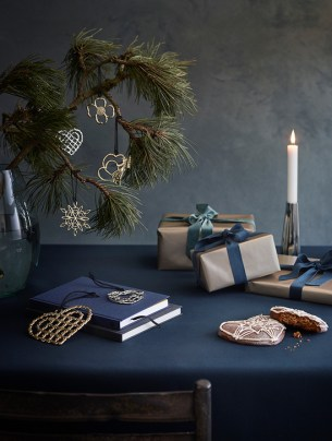 Wonderful Scandinavian Christmas Decoration Ideas 44