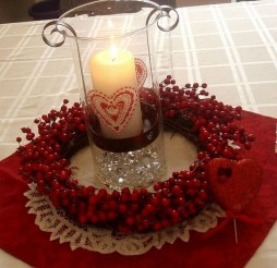 Beautiful Valentines Day Table Decoration Ideeas 06