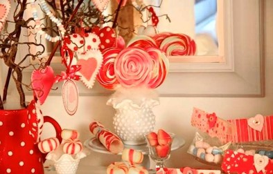 Beautiful Valentines Day Table Decoration Ideeas 12