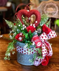 Beautiful Valentines Day Table Decoration Ideeas 22