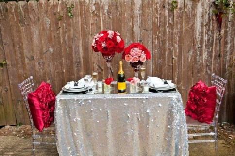 Beautiful Valentines Day Table Decoration Ideeas 29