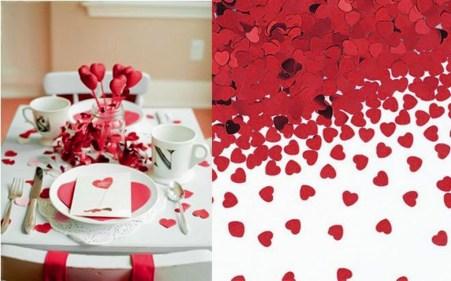 Beautiful Valentines Day Table Decoration Ideeas 42