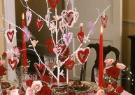 Beautiful Valentines Day Table Decoration Ideeas 44