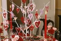 Beautiful Valentines Day Table Decoration Ideeas 44