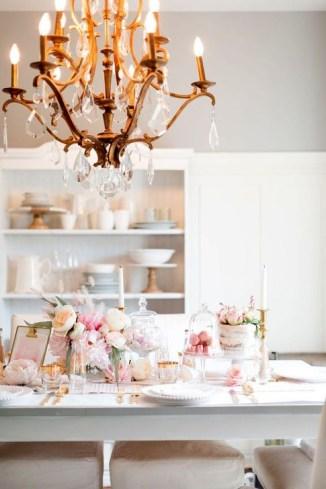 Beautiful Valentines Day Table Decoration Ideeas 49