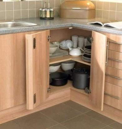 Best DIY Kitchen Storage Ideas For More Space In The Kitchen 16