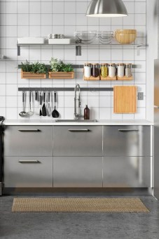 Best DIY Kitchen Storage Ideas For More Space In The Kitchen 19