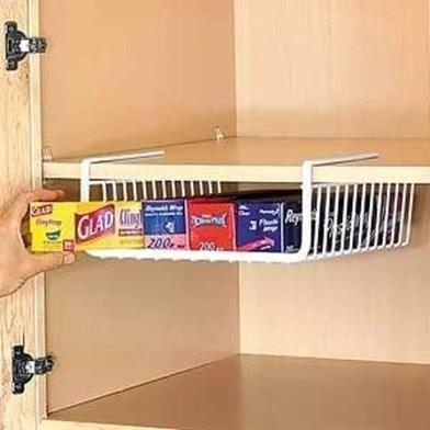 Best DIY Kitchen Storage Ideas For More Space In The Kitchen 25
