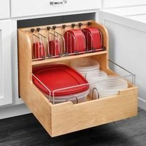 Best DIY Kitchen Storage Ideas For More Space In The Kitchen 31