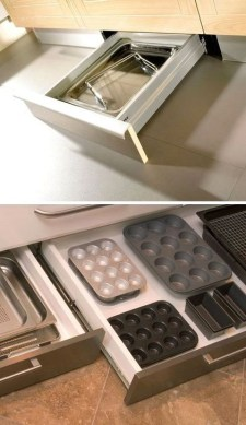Best DIY Kitchen Storage Ideas For More Space In The Kitchen 42