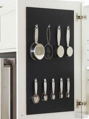 Best DIY Kitchen Storage Ideas For More Space In The Kitchen 45