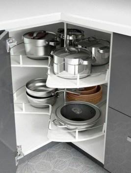 Best DIY Kitchen Storage Ideas For More Space In The Kitchen 60
