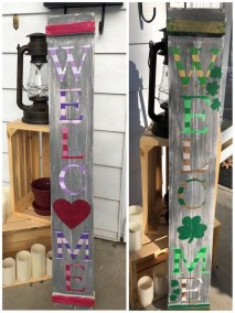 Best Ideas To Decorate Your Porch For Valentines Day 29