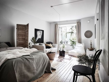 Brilliant Studio Apartment Decor Ideas On A Budget 03