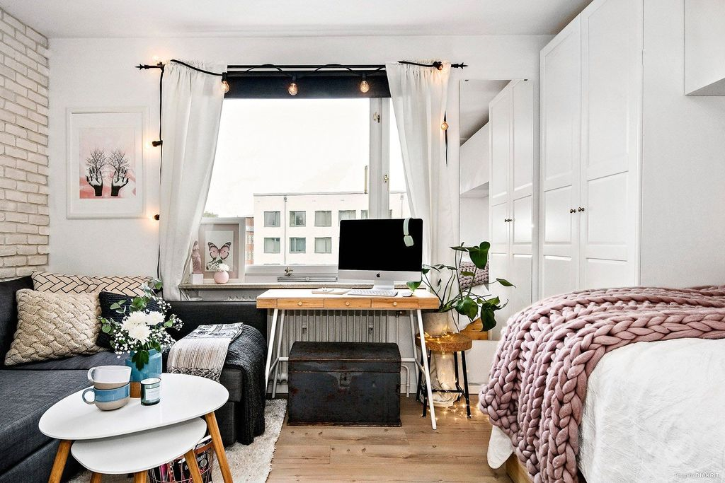 50 Brilliant Studio Apartment Decor Ideas On A Budget
