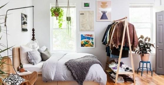 Brilliant Studio Apartment Decor Ideas On A Budget 46
