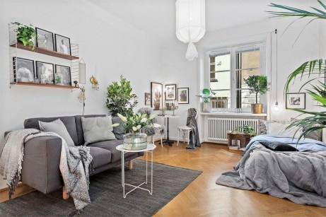 Brilliant Studio Apartment Decor Ideas On A Budget 48