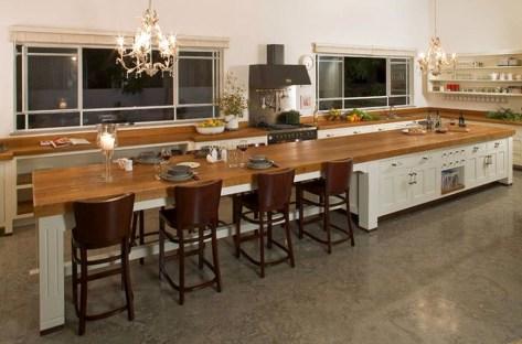 Cool Kitchen Island Design Ideas 24
