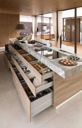 Cool Kitchen Island Design Ideas 31