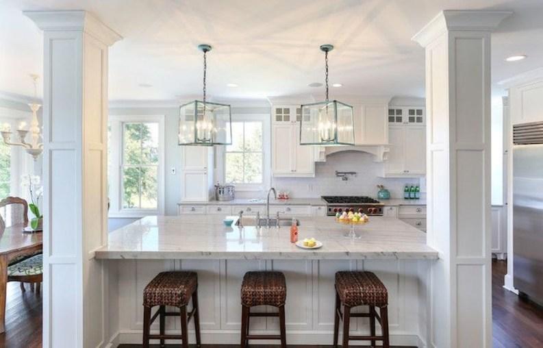 Cool Kitchen Island Design Ideas 33