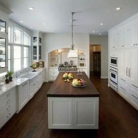 Cool Kitchen Island Design Ideas 39
