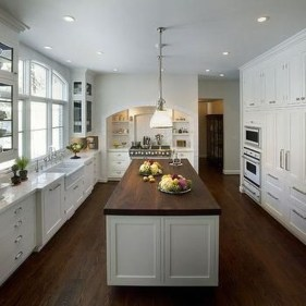 Cool Kitchen Island Design Ideas 39