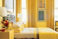 Delightful Yellow Bedroom Decoration And Design Ideas 46