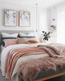 Elegant Small Master Bedroom Inspiration On A Budget 02