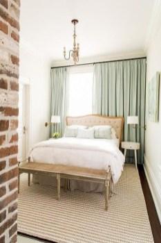 Elegant Small Master Bedroom Inspiration On A Budget 15