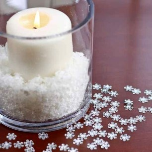Extraordinary Winter Table Decoration You Can Make 10