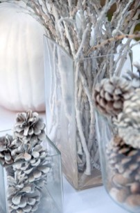 Extraordinary Winter Table Decoration You Can Make 11