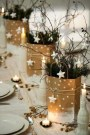 Extraordinary Winter Table Decoration You Can Make 37