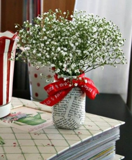 Fabulous Valentines Day Mason Jar Decor Ideas 22