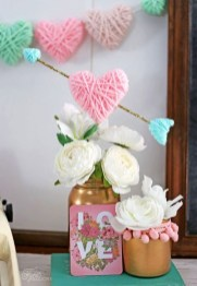 Fantastic DIY Valentines Day Decoration Ideas 15