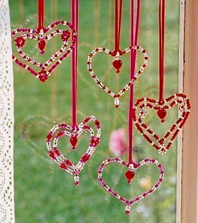 Fantastic DIY Valentines Day Decoration Ideas 20
